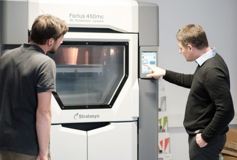 3D Printing – FFF (Fused Filament Fabrication)
