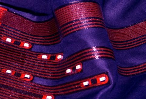Integration of electronics into textiles