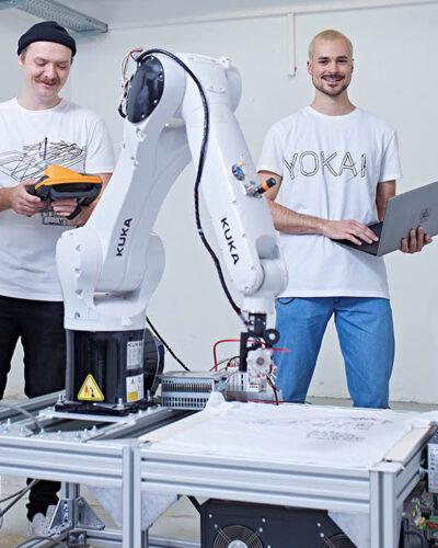 Michael Wieser and Viktor Weichselbaumer (Yokai Studios)