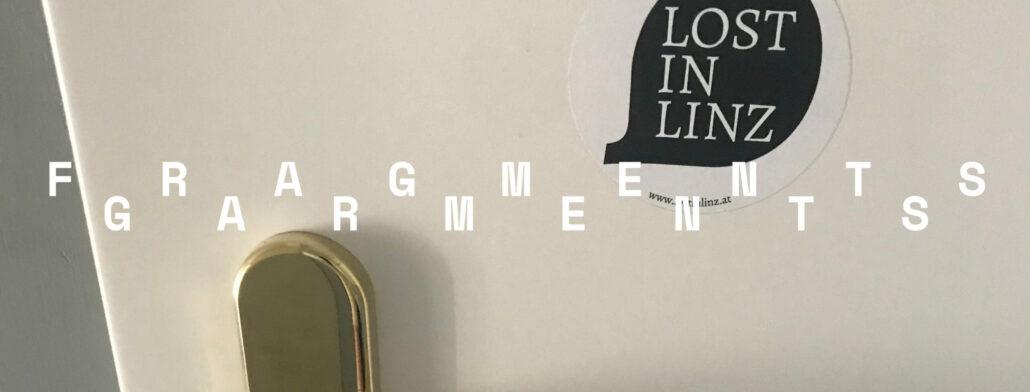 Fragments Garments #5 – Co-creation residency in Hub Linz (Part 1)