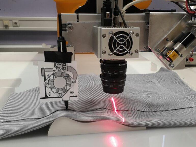 Making textile manufacturing adaptive
