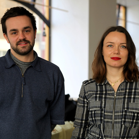 Tim Van Der Loo and Sandra Nicoline Nielsen