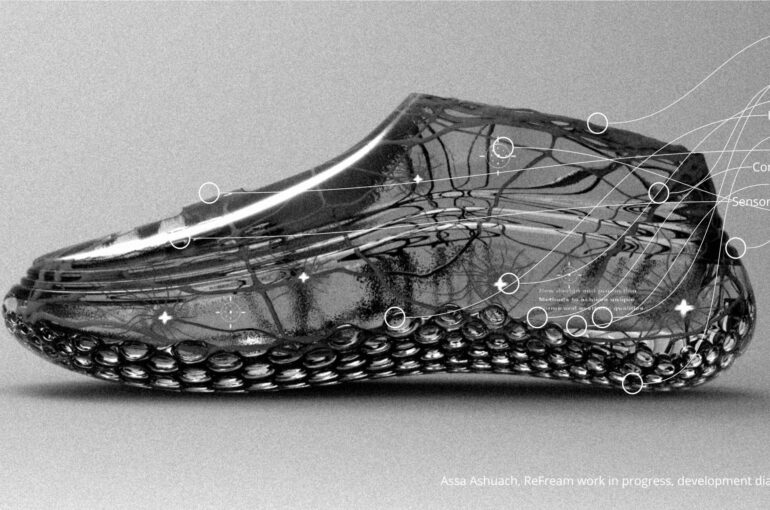 Assa Co researching 'Footwear Time Based Design' with Stratasys, Haratech and Profactor