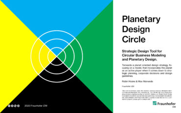 Planetary Design Circle – A Holistic and Strategic Design Tool