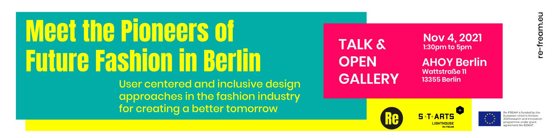 Meet the Pioneers of Future Fashion in Berlin